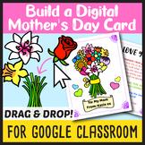 Build a Digital Mother's Day Card - Google Slides - Distan