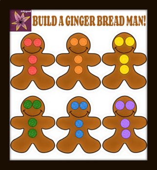 Build a ginger bread man!
