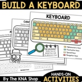 Build a keyboard --- Part of computer
