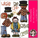 Build A Scarecrow clip art - COMBO PACK- by Melonheadz