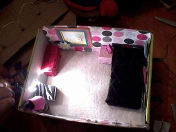 Build a series circuit for your electric room project