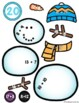 Build an Addition Snowman 1-20