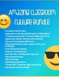 Build an Amazing Classroom Culture Bundle