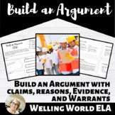 Build an Argument