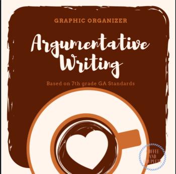 Build an Argument Graphic Organizer