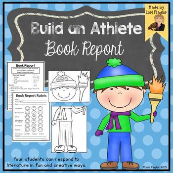 Book Report- Build an Athlete