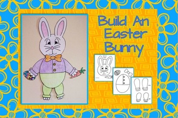 Build an Easter Bunny