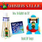 Build an Elf Trap - Christmas STEAM STEM