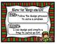 Build an Elf Trap - STEAM STEM *Editable Word Document*