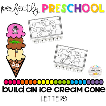 Build an Ice Cream Cone Beginning Sounds