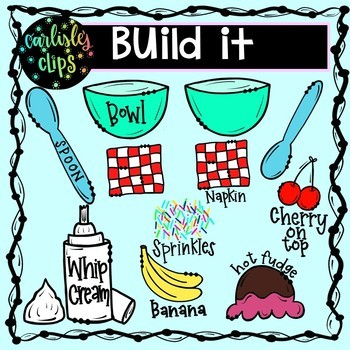 Build an Ice Cream Sundae