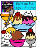 Build an Ice Cream Sundae {Creative Clips Digital Clipart}