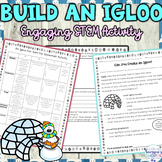 Build an Igloo Winter STEM Activity