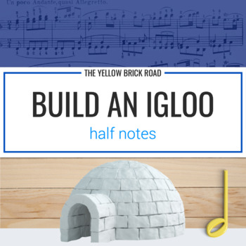 Build an Igloo: interactive winter rhythm game