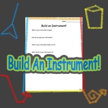 Build an Instrument
