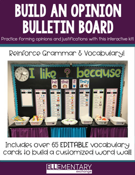 Build an Opinion Bulletin Board