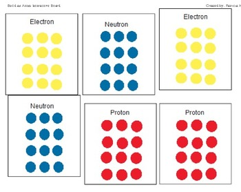 Build an atom interactive board package