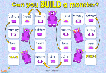 Build an emotions monster