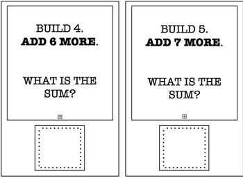 Build and Add Math!