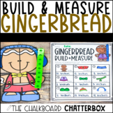 Build and Measure a Gingerbread Boy and Girl