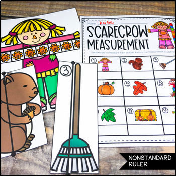 Build and Measure a Scarecrow