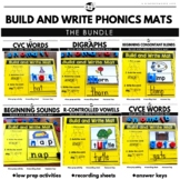 Phonics Cards The Bundle