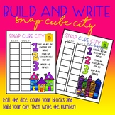 Build and Write - Snap Cube City