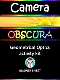 Build and inquire: Light Rays and the Camera Obscura