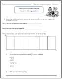 Build fractions from Unit Fractions