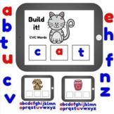 Build it! CVC Words