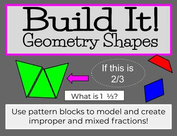 Build it! Geometry Shapes
