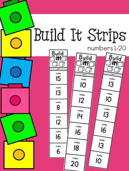 Build it Strips #1-20