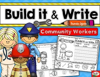 Build it & Write: Community Workers