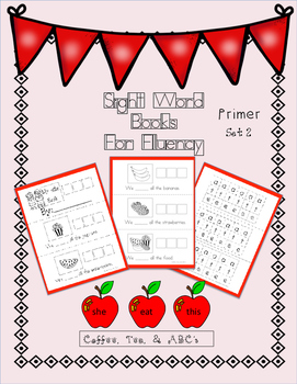 Build it..Write it..Read it..Sight Word Sentences for Buil