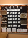 Build (math rotation) Bulletin Board