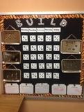 Build (math rotation) Bulletin Board