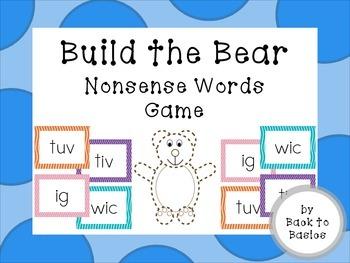 Build the Bear