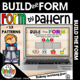 Build the Music Form by Pattern (Distance Learning)