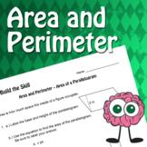 Build the Skill - Area and Perimeter