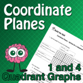 Build the Skill - Coordinate Planes