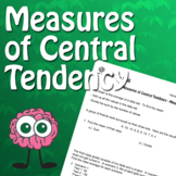 Build the Skill - Measures of Central Tendency