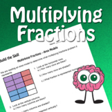 Build the Skill - Multiplying Fractions