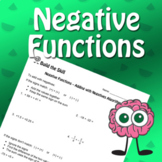Build the Skill - Negative Functions