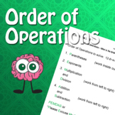 Build the Skill - Order of Operations