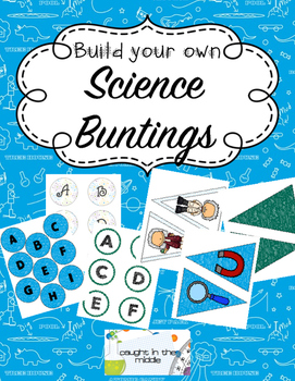 Build your Own Science Buntings