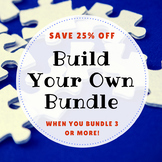 Build your own Bundle! Behavior & Social Skills Bundle