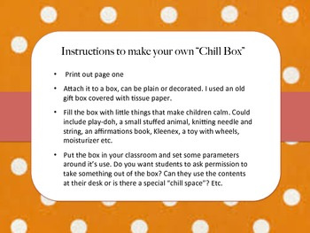 Build your own Chill Box