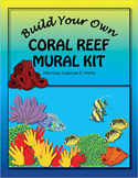 Build your own Coral Reef Mural Kit
