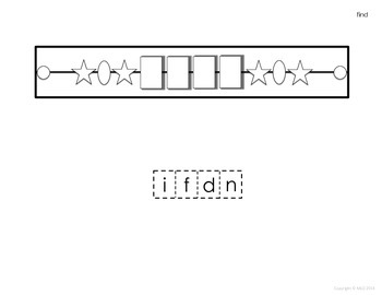 Buildable Sight Word Bracelets