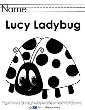 Builder Bugs: Exploring STEM with Little Learners (5 Senses) Grades K & 1